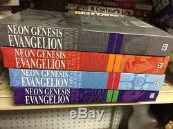 Evangelion Omnibus Vol. 1-2-3,4-5-6,7-8-9,10-11-12,13-14 (Manga) (Books)
