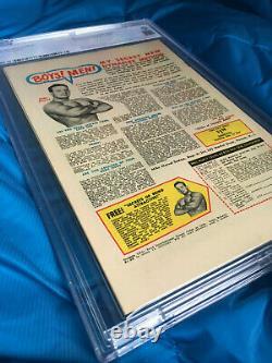 FANTASTIC FOUR #48 WHITE Pages CBCS 6.5 Silver Age Comic Book 1ST SILVER SURFER