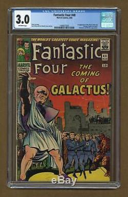 Fantastic Four (1st Series) #48 1966 CGC 3.0 1488657025