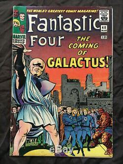 Fantastic Four #48