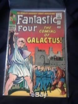 Fantastic Four #48 (Mar 1966, Marvel) estate sale find wow nice cgc ready look