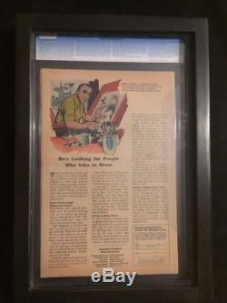 Fantastic Four 5. CGC 4.5. 1ST DR. DOOM! KEY ISSUE
