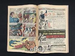 Fantastic Four #52 (Marvel 7/1966) HIGHER GRADE COMPLETE 1st BLACK PANTHER