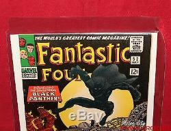 Fantastic Four Marvel # 52 July Collectible Comic Book