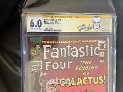 Fantastic four 48 cgc 6.0