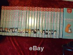 Fruits Basket 23 Book Lot & Bonus! Tokyopop Manga Oop In English