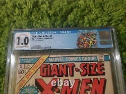 GIANT SIZE X-MEN #1 CGC 1.0 1st New X-Men