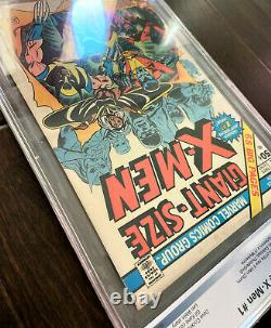 GIANT SIZE X-MEN #1 PGX 7.5 Bronze Age OWithW Pages1975 Comic Book GSX 1