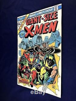 Giant Size X-Men #1 1975 Marvel 1st app Nightcrawler Storm Colossus Thunderbird