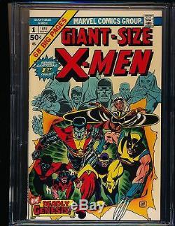 Giant-Size X-Men # 1 1st New X-Men CGC 9.6 WHITE Pgs