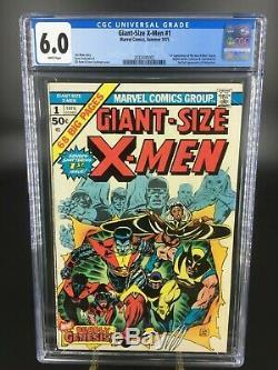 Giant-Size X-Men #1 FN CGC 6.0