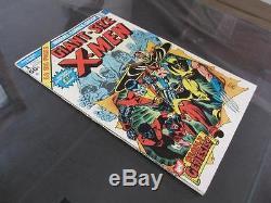Giant-Size X-Men #1 -HIGH GRADE- Marvel 1975 1st App New X-Men 2nd Wolverine