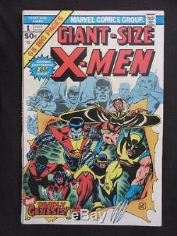 Giant-Size X-Men #1 MARVEL 1975 1st App of Storm & Colossus 2nd Wolverine