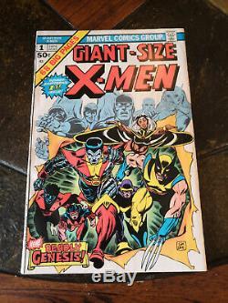 Giant-Size X-Men #1 Marvel 1975 1st New Team! Wolverine! Key! NO RESERVE