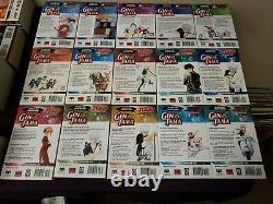 Gin Tama Volume 1 23 #8 New English Manga Graphic Novels Set Lot 23 Books
