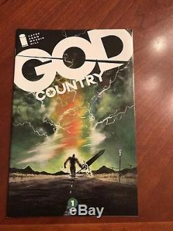 God Country #1 Cover A 1st Printing Donny Cates Image Comics NM