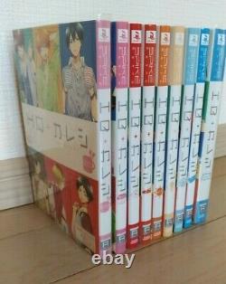 HQ + Kareshi series Haikyu Anthology Comic HQ Boyfriend 9 books set rare