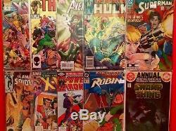 HUGE Box Lot 300+ OLD COMICS-Marvel DC INDY-XMen Spiderman Spawn Star Wars-VF/NM