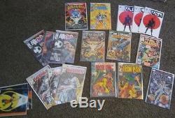 Huge Comic Lot! Marvel DC Silver Bronze Copper 22 Boxes Batman Superman Avengers