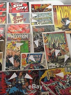HUGE Comic Lot Personal Collection Bronze Silver Current 3K+ Books Rare Dracula
