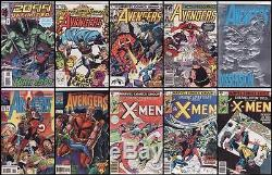 Huge Lot Of Marvel & DC Over 1600+ Rare Key Issues & Much More L@@k