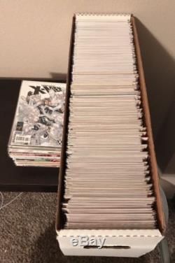 HUGE Uncanny X-Men Lot #144-544 Marvel 312 Comics Bagged & Boarded