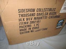 HULK vs WOLVERINE Sideshow EXCLUSIVE Premium Format Figure/Diorama/Statue