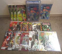 Harley Quinn lot -Batman Adventures 12 28 Suicide Squad 1-CGC 9.6 1st Apperance