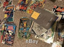 Huge 3,000+ Comic Book Lot Mixed Marvel DC Batman X-Men Spiderman Etc. 1960-Now
