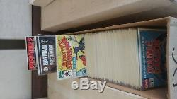 Huge Comic Book Collection