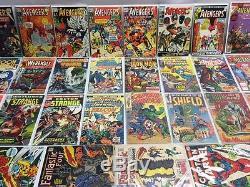Huge Comic Book Lot (Over 3,000) Many Rare! Spider-Man, Venom, Hulk, Avengers