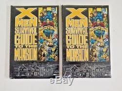 Huge Comic Collection Lot Marvel DC High Grade X-Men Avengers Copper Age NM