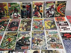 Huge MASSIVE Comic Lot Personal Collection Bronze Silver Current 3K+ Books