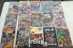 Huge Mega Copper And Modern Age Comic Book Collection 35 Long Boxes