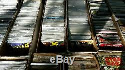 Huge comic book collection! 20 longboxes, great titles