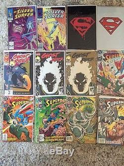 Huge comic book lot amazing spider man, Xmen, Spider-Man, spawn, secret wars