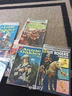 Huge lot Comic Books Marvel Golden to Bronze Age Star Trek, Spiderman, Avengers+