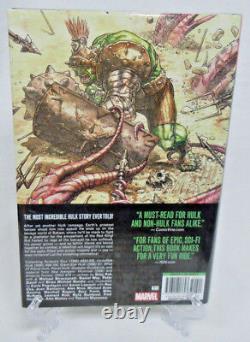 Hulk Planet Hulk Incredible Greg Pak Omnibus Brand New Factory Sealed