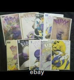 IDW Comics THE MAXX MAXXIMIZED #1-35 full series SAM KEITH image comic book lot
