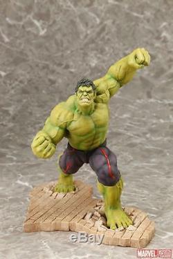 IN-STOCK HULKBUSTER IRON MAN VS HULK Age of Ultron ArtFX+ Set of 2 Avengers