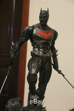 IN STOCK New Custom Recast High Quality 1/4 DC Samurai Batman Statue