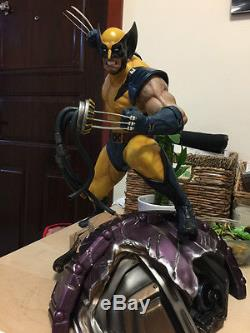 IN STOCK New High-Quality Custom Statue Wolverine 1/4 X-Men Statue Ready to ship