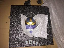 IN STOCK Private Custom EX Head for 1/4 Thanos on Throne Statue
