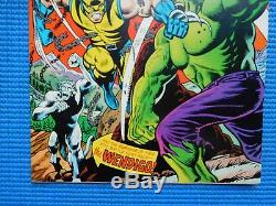 Incredible Hulk # 181 (nm-) 1st Full Appearance Of The Wolverine-high Grade