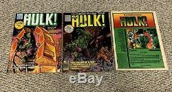 INCREDIBLE HULK Marvel Comics Lot 673 Books! , 102-474, 1968-2019! (181, 271)