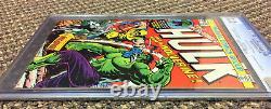 Incredible Hulk 181 CGC 7.0 1ST APP WOLVERINE 1974 KEY GRAIL Comic Book