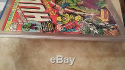 Incredible Hulk 181 Cgc 9.4 Ow Offers / Trades Several Copies Avail