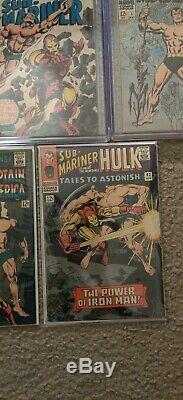 Iron Man And Submariner #1 Comic Book Lot And Bundle! All Cgc! Free Shipping