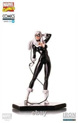 Iron Studios Black Cat 110 Scale Figure Marvel Spiderman Statue Limited Edition