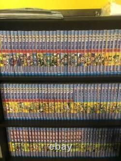 JOJO'S BIZARRE ADVENTURE Manga Comic Part 1,2,3,4,5 Complete Box Set Japanese
